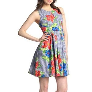 Plenty by Tracy Reese Alana Floral Print Dress